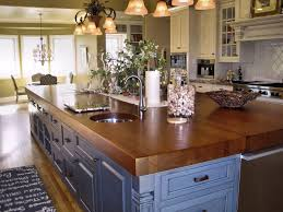 countertops kitchen wood countertop ideas butcher block bar top
