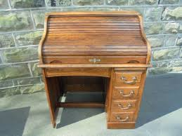 Small Oak Roll Top Desk Antique Oak Roll Top Desk For Sale Antique Furniture