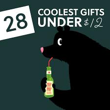 28 coolest gifts under 12 dodo burd