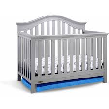 Convertible Cribs Walmart by Graco Bryson 4 In 1 Convertible Crib Pebble Gray Walmart Com