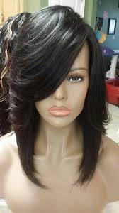 black senior hairstyles cabello pinteres