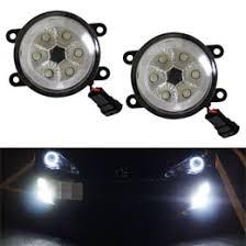 18w high power led fog lamps for acura ford honda subaru nissan etc