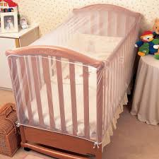 Cot Bed Canopy Clippasafe Baby Crib Cot Insect Mosquitoes Nets Tent Infant Bed