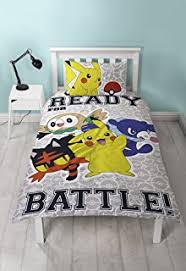 Pikachu Comforter Set Amazon Com Sport Do Home Textile Japanese Anime Pokemon Cartoon
