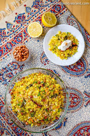 Indian Style - cauliflower lemon rice indian style the delicious crescent