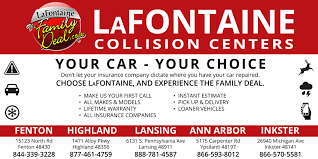lexus lansing used car automotive body shop collision paint repair lafontaine used cars