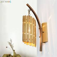 Bamboo Sconce Bamboo Wall Sconce Promotion Shop For Promotional Bamboo Wall