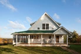 farmhouse decorating exterior farmhouse with green roof white