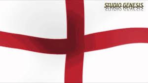 Englang Flag Royalty Free England Flag Animated Download Youtube