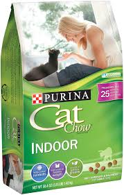 indoor cat food purina cat chow indoor formula