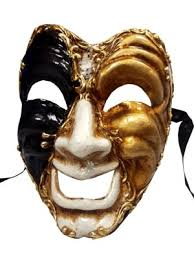 authentic venetian masks authentic happy theatre volto masquerade venetian