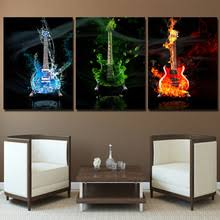 Guitar Home Decor Online Get Cheap Rock Guitar Picture Aliexpress Com Alibaba Group