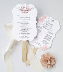 wedding program fan wording wedding programs wording best of deersfield wedding program fan