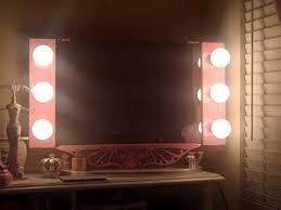 vanity hollywood lighted mirror vanity hollywood mirror youtube