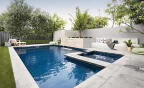 pool area htons style with a modern twist the west australian
