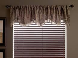 valance ideas for vertical blinds home