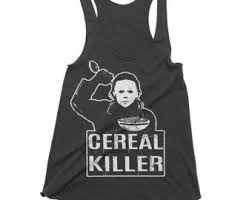 Halloween Costume Cereal Killer Cereal Pun Etsy