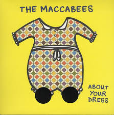 the maccabees vinyl the maccabees about your dress uk 7 vinyl single 7 inch record