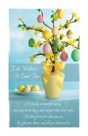 from our family to yours greeting card easter printable card