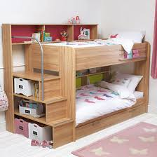 Bunk Bed With Storage Harbour Natural Storage Bunk Bed Gltc