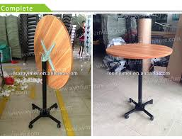 event cocktail tables wholesale outstanding folding exhibition bar table catering event supplies in