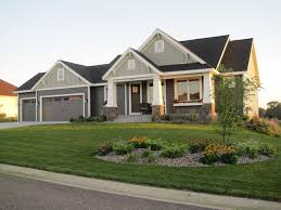 craftsman style home turn the garage to the side craftsman style rambler craftsman exterior minneapolis