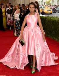 What Goes With Pink Met Gala Worst Dressed List As Fashion Elite Were A Style Disaster