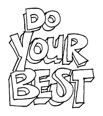 coloring book for your website do your best website say hi to