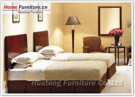 Hotel Bedroom Set China Huateng Furniture Factory Produce - Hotel bedroom furniture