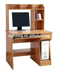 Modern Computer Desk For Home Office Computer Desk Two Tone Executive Wood Office Desk Modern