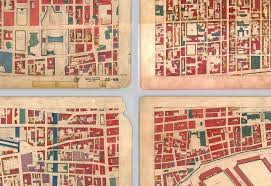 Map Of Montreal Catbus Blog Archive Another Historical Map 1949 Montreal Land