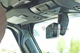 jeep liberty 2018 interior first look production interior of the 2018 jeep wrangler jl jlu
