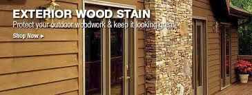 exterior paint u0026 stain at menards