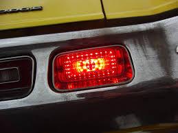 Dodge Challenger Tail Lights - 1971 1973 dodge dart led tail light panels digi tails