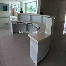 Marble Reception Desk Faux Marble Reception Desk Best Home Furniture Decoration