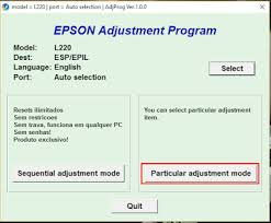 download resetter epson l110 windows 7 epson resetter adjustment program software waste inkpad error l 110
