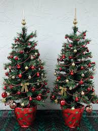 3 foot christmas tree with lights tabletop trees with lights crafty inspiration tabletop trees with