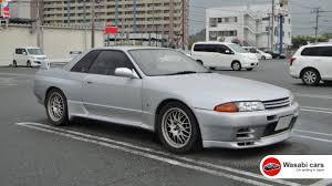 Nissan Gtr Generations - rare an untouched nissan skyline gt r v spec ii r32 1994