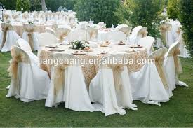 polyester chair covers excellent 100polyester plain white satin folding chair cover