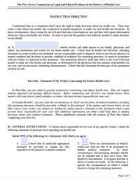 living will form printable sample last will and testament