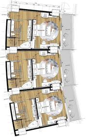 Nu River Landing Floor Plans 160 Best Hotel Room Plans Images On Pinterest Architecture