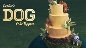 jeep cake tutorial realistic dog cake toppers sugar geek shop