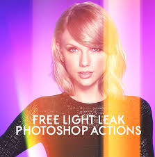 light leak photoshop action 10 fresh free photoshop actions photo filters effects that pro