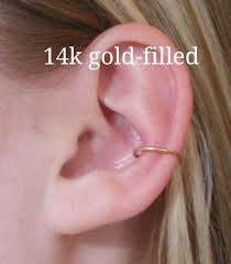 cuff piercing conch jewelry conch ring conch piercing conch ear cuff