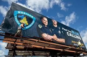 madison police reaching out to locals for new officer hires