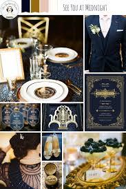 midnight blue wedding band new years wedding ideas in midnight blue gold midnight