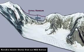 Alaska Pipeline Map by The National Map Alaska Mapping Initiative Alaska Digital Map Data