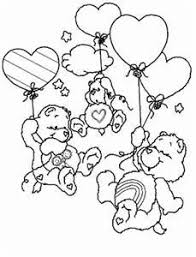 care bears coloring pages print care bear 11 coloring pages