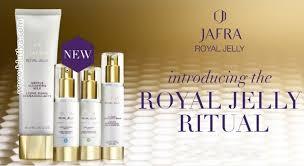 Serum Royal Jelly Jafra Terbaru manfaat cara pakai 5 produk jafra royal jelly ritual 盪 produk