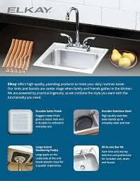 30 Inch Drop In Kitchen Sink Drop In Single Bowl Kitchen Sink Staless Sgle 30 Inch Drop In